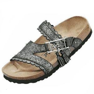Birkenstock Betula Glitter Krystle Sandals